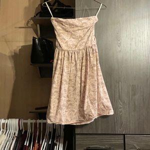 Aritzia - Small - Talula Dress - Pink